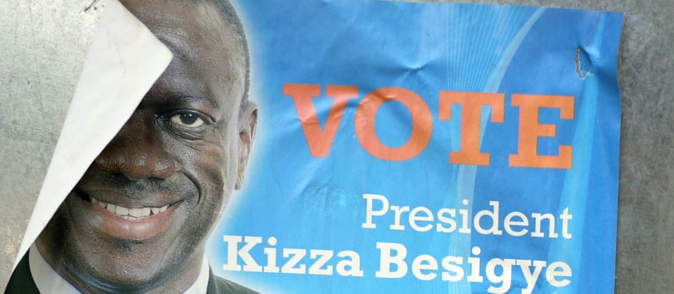 Besigye Uganda Elections, 2011. Photo: Gabriel White