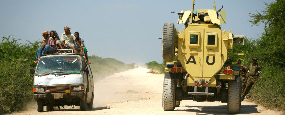 AMISOM and taxi