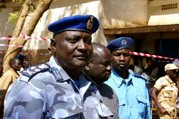 Building Police Institutions in Fragile States: Case Studies from Africa