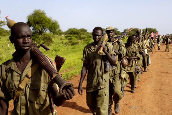 "South Sudan's Stability Hinges on Controlling the ""Gun Class"""