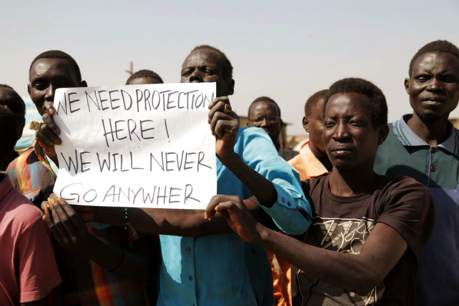 To save South Sudan, put it on life support