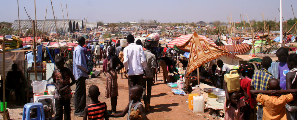 Internally displaced persons in South Sudan