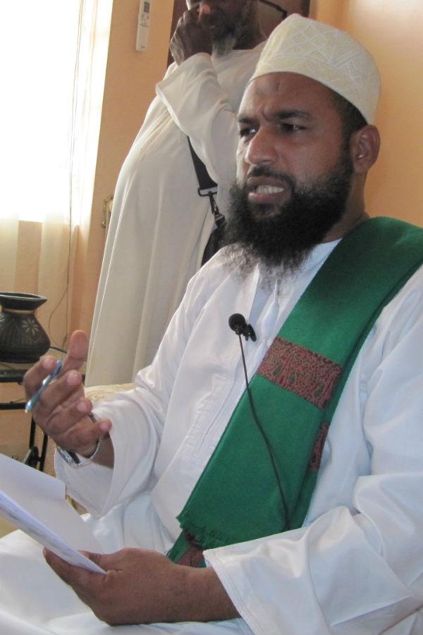 Sheikh Farid Hadi Ahmed