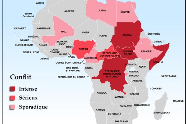 Liens entre autocratie et conflits en Afrique