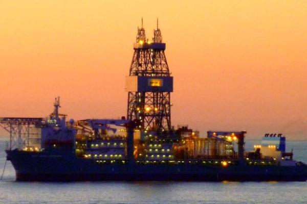 Deep Ocean Ascension drillship