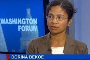 Dorina Bekoe - Elections in Gabon - VOA