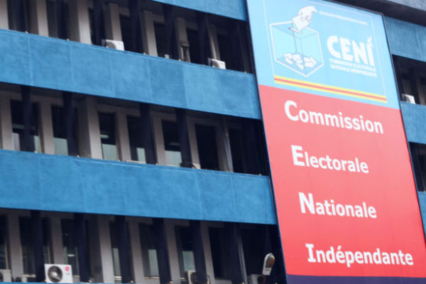 DRC CENI headquarters