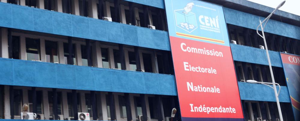 DRC CENI headquarters