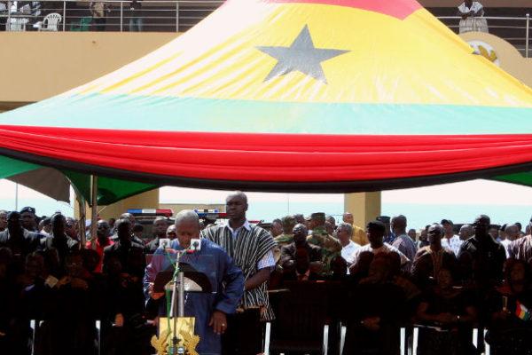 Ghana President John Mahama-1000x405