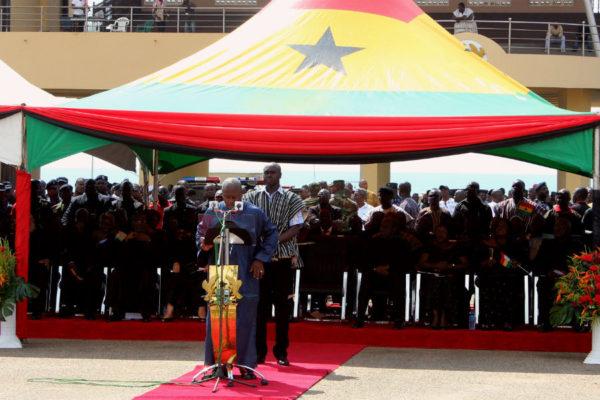 Ghana President John Mahama