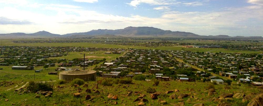 Thaba N'chu Mountain. Photo: Graham Maclachlan