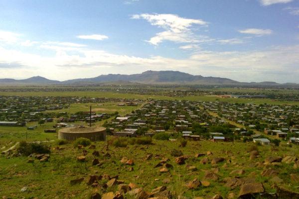 Thaba N'chu Mountain. (Photo: Graham Maclachlan.)