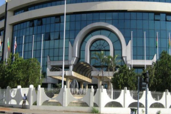 ECOWAS headquarters in Abuja, Nigeria