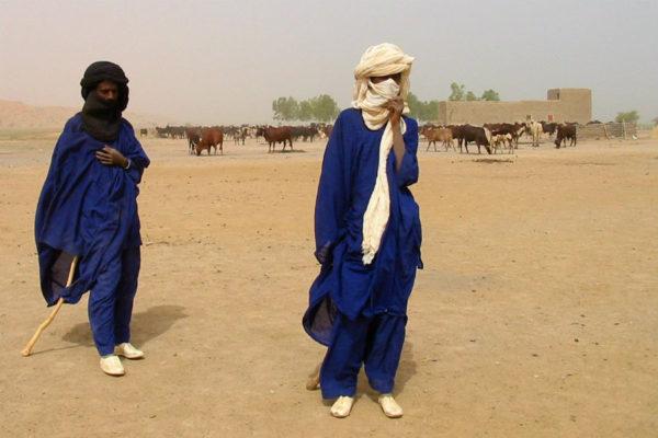 Peul herders in Mali