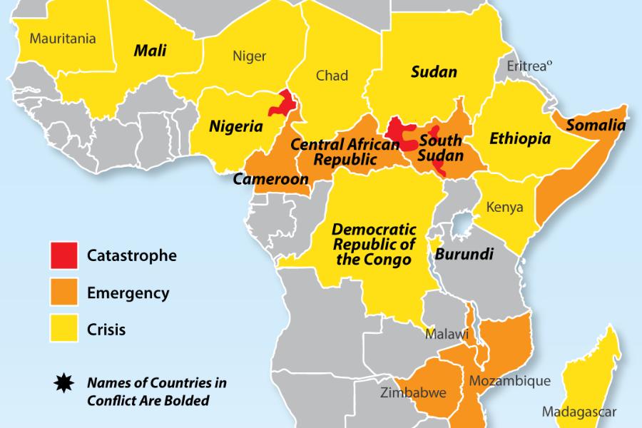 Africa's Food Crisis
