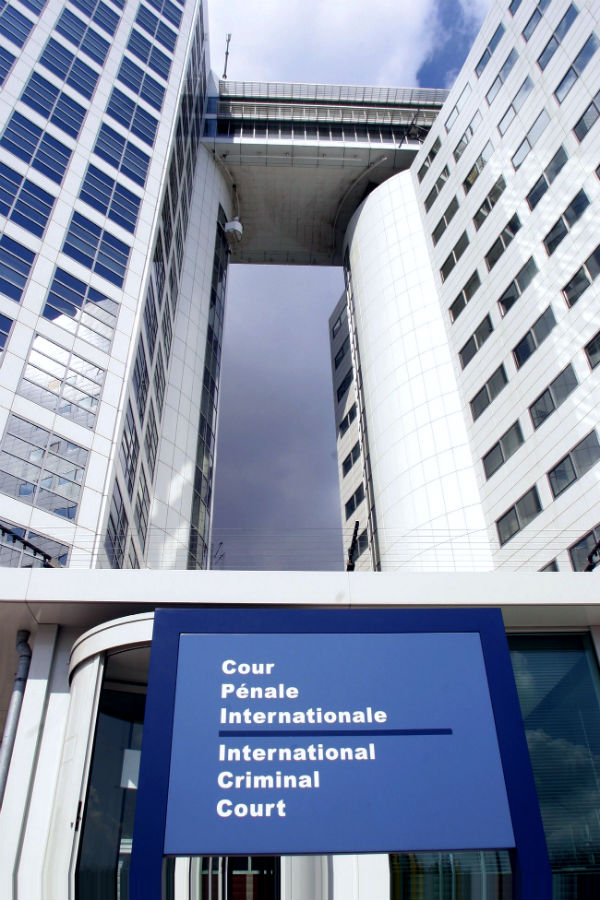 The ICC Arc Building in the Hague. Photo: ©ICC-CPI.