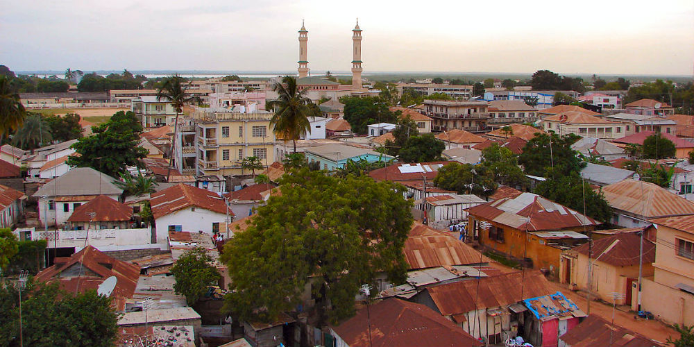 Banjul, Gambia. Photo: Bjørn Christian Tørrissen.