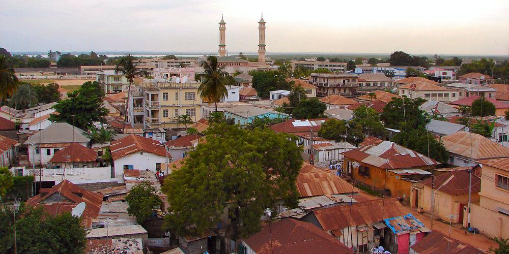 Banjul, Gambia. Photo: Bjørn Christian Tørrissen.