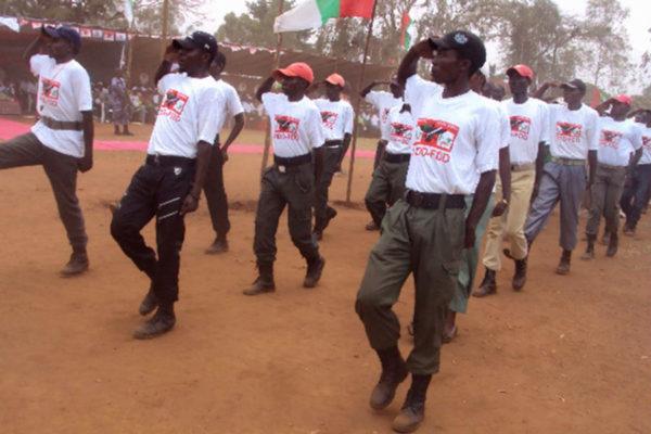 Burundi Imbonerakure youth militia