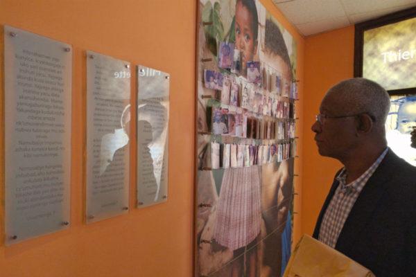 Kigali Genocide Memorial