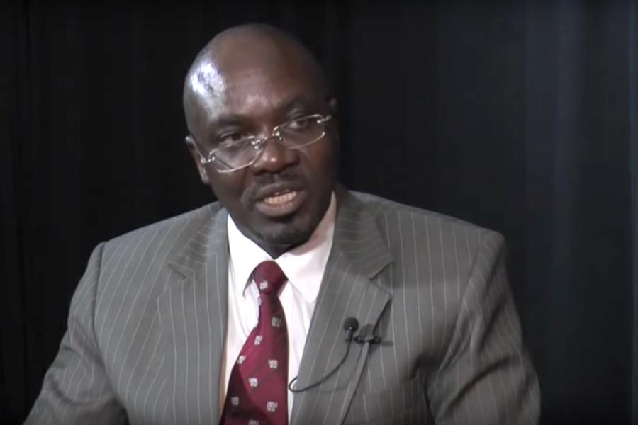 Dr. Peter Kagwanja