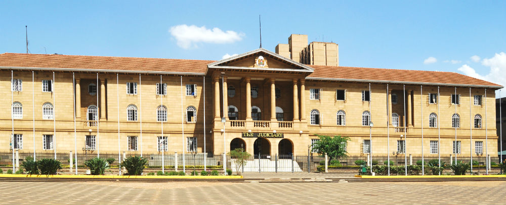 Kenya Judiciary Building