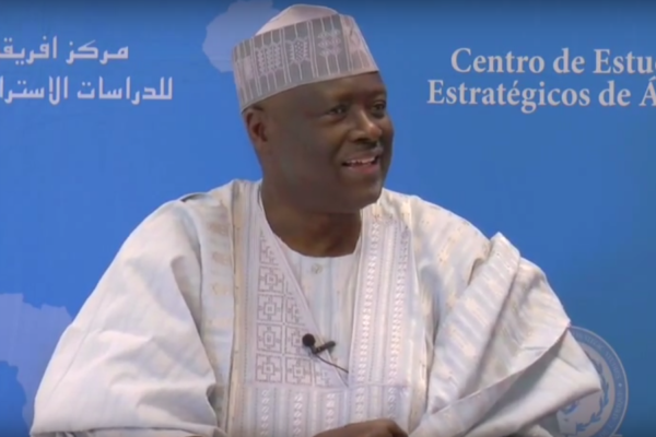 """To be an effective leader, you must want to empower those following you,"" says General Martin Luther Agwai in an interview with the Africa Center for Strategic Studies."
