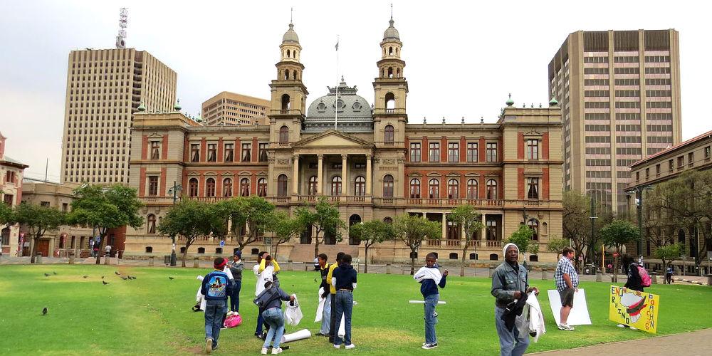 Palace of Justice, Pretoria