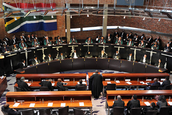 South Africa Constitutional Court