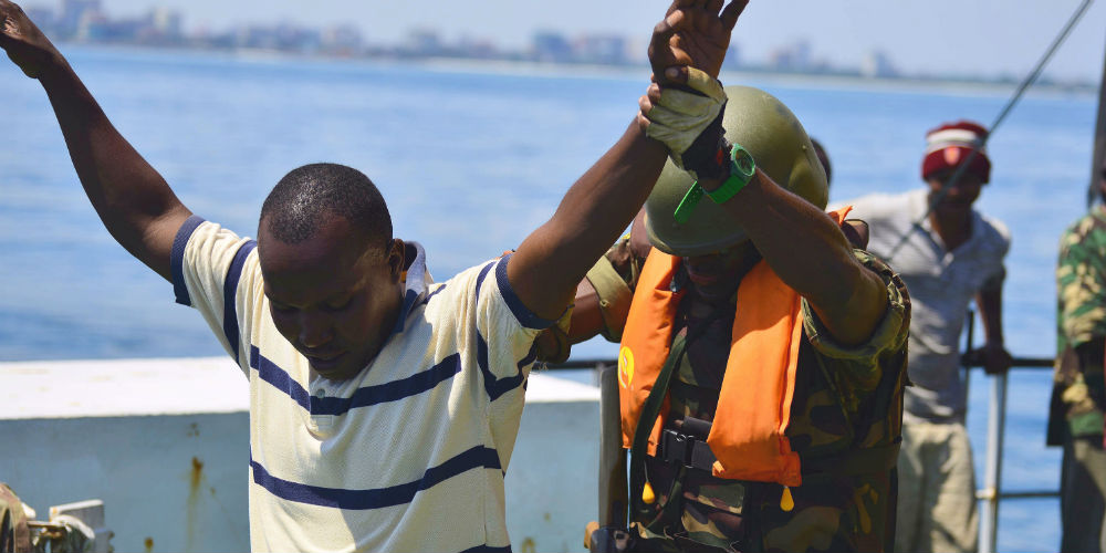 Illegal fishing scenario tests maritime operations