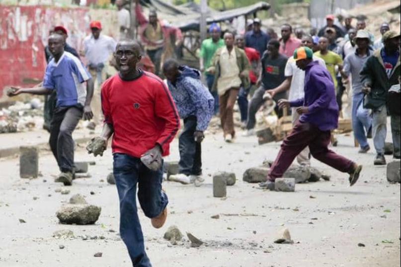 Kenya election violence, 2007