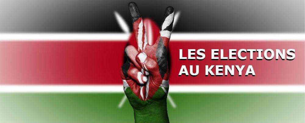 Les election au Kenya