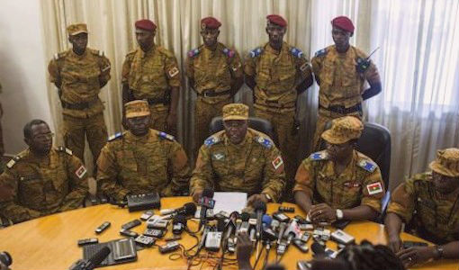 Combating Coups d'Etat in Africa 1950–2014 – Africa Center for Strategic Studies