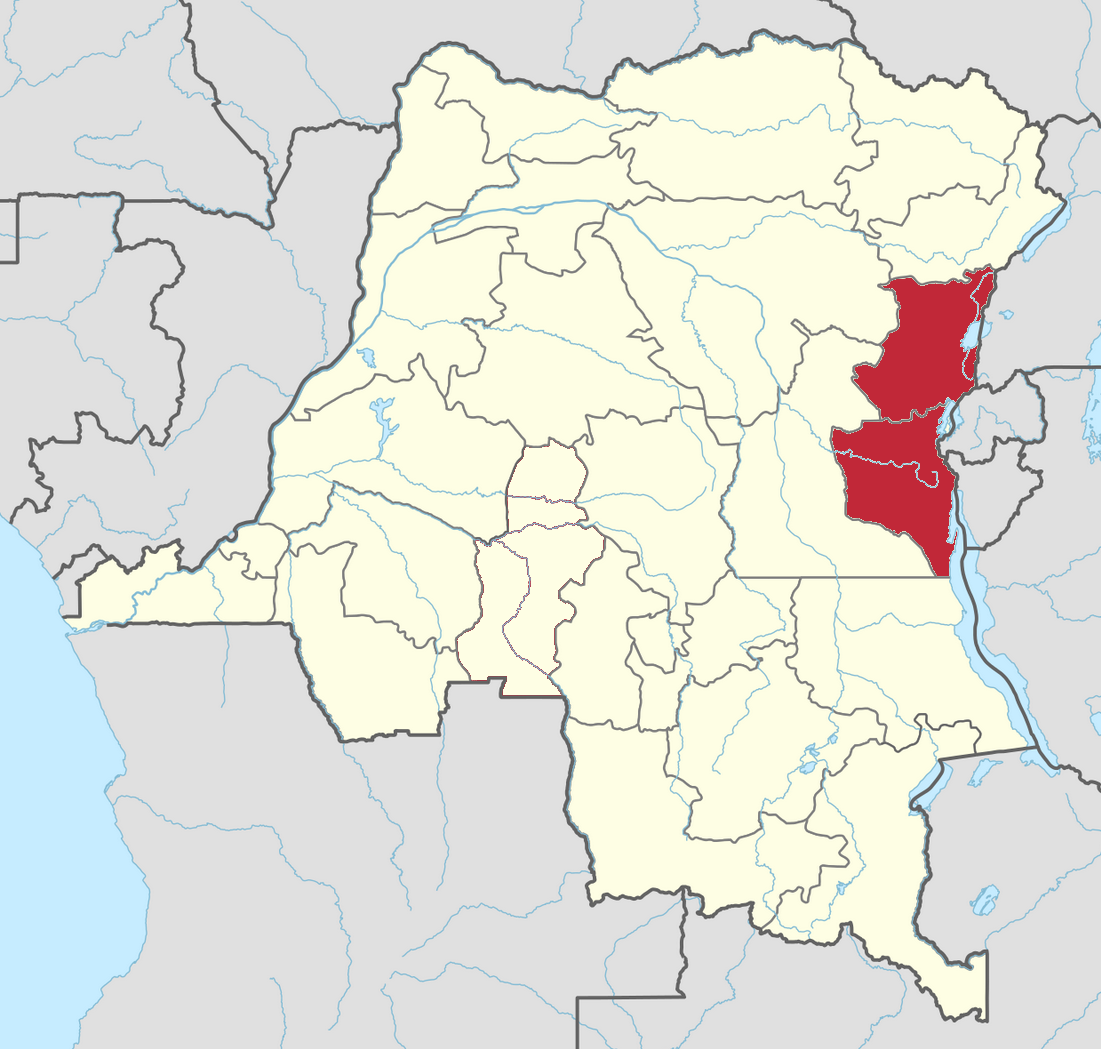 North and South Kivu, DRC