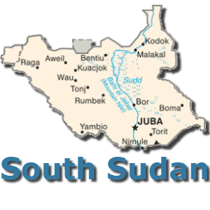 South Sudan anthology