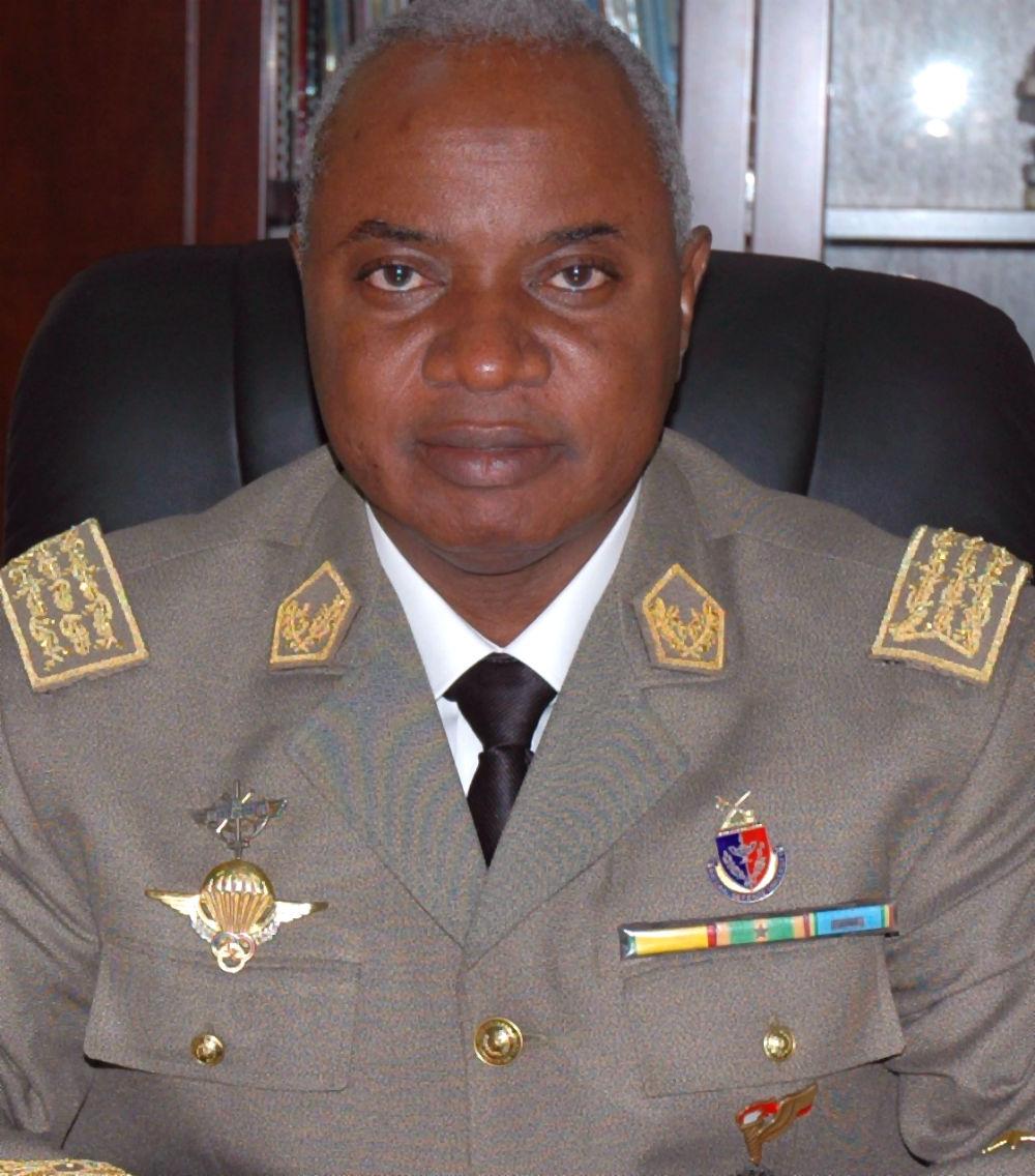 Gen. Mahamane Touré