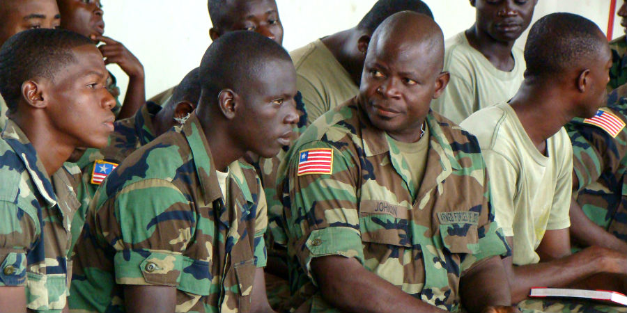 Armed Forces of Liberia