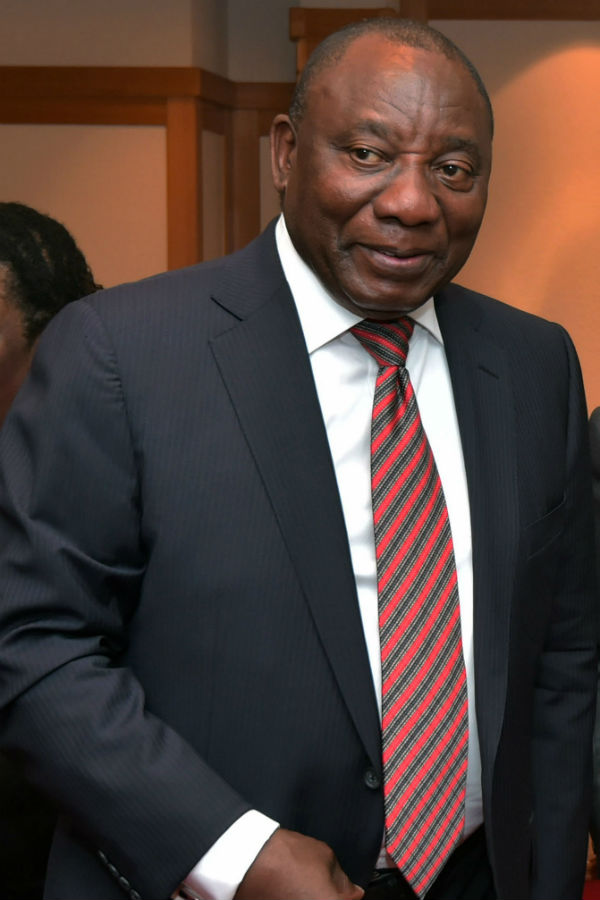 Backed by the reformist wing of the party, Cyril Ramaphosa is a former trade unionist and was Nelson Mandela's right hand man as ANC's chief negotiator in the talks that ended apartheid.