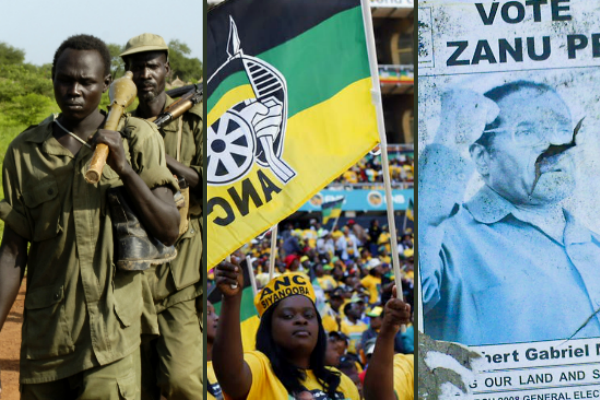 The Troubled Democratic Transitions of African Liberation Movements