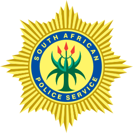 Logo of the South Africa Police Service (SAPS)