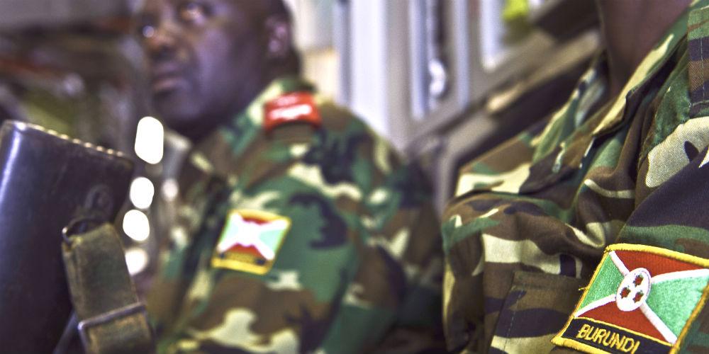 Burundi - The Army in Crisis 1000x500