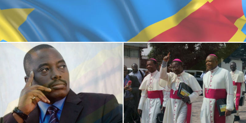 Catholic Church Increasingly Targeted by Govt Violence in the DRC 800x400