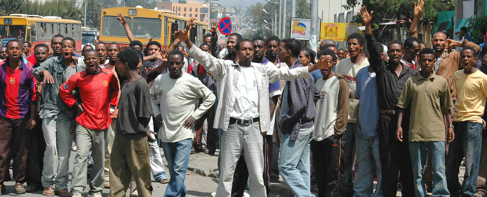 The Many Layers of the Ethiopia Crisis