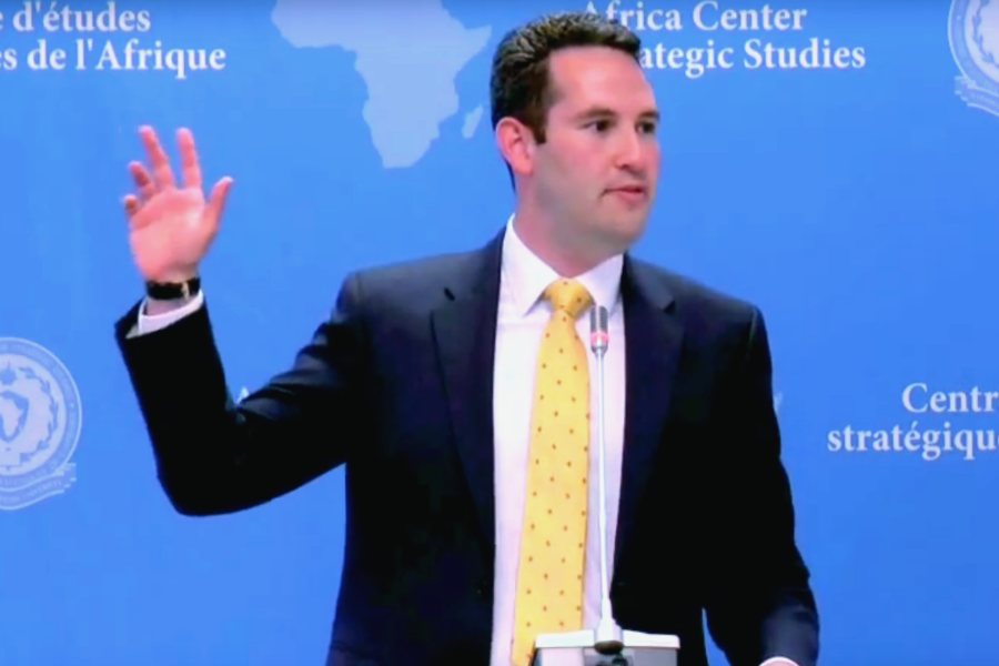Ian Ralby - Comparing Regional Approaches to Maritime Security in Africa