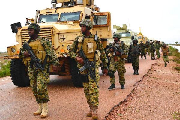Impact of EU funding dynamics on AMISOM