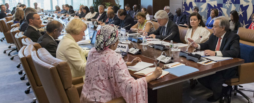 Road to a Better UN - Peace Operations and the Reform Agenda