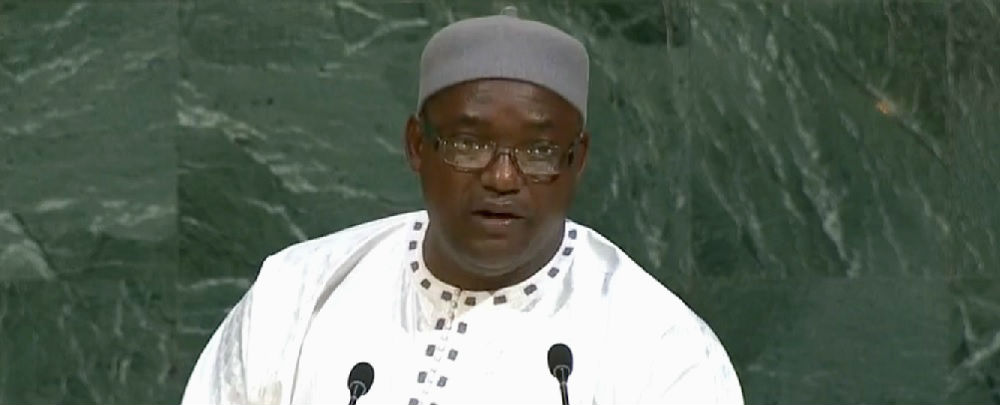 Gambia's Road to Democratic Reform
