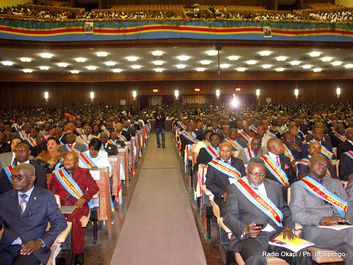 The DRC National Assembly