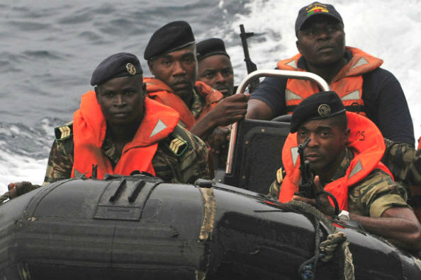 Combating Piracy in the Gulf of Guinea 3x2