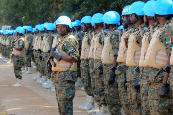Peace Operations in Africa Lessons Learned Since 2000
